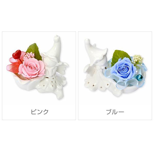 花器アレンジ 花の妖精(フラワーフェアリー)