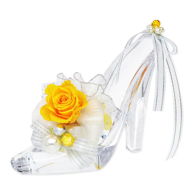 ガラスの靴(メッセージカード付)