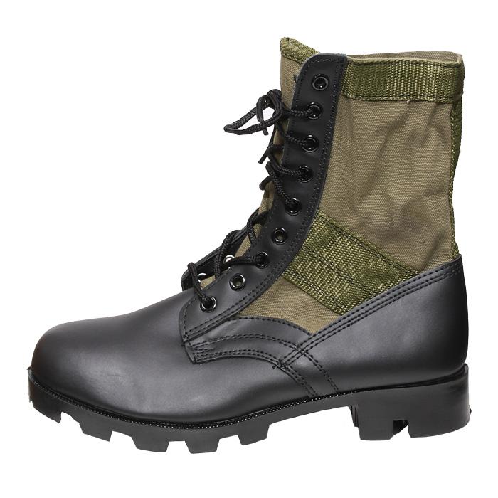 ROTHCO クラシック ジャングル ブーツ/OD<br>【ロスコ Classic Jungle Boots/OD】メンズ ミリタリー 靴 ブーツ OD