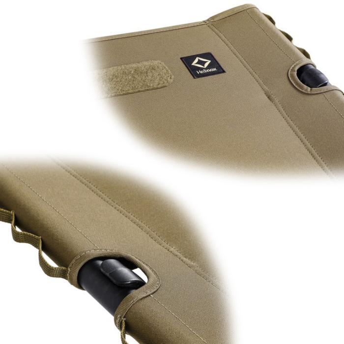 HELINOX タクティカル ベンチ<br>【ヘリノックス Tactical Bench】メンズ アウトドア ミリタリー アルミニウム合金 ベンチ 折りたたみ