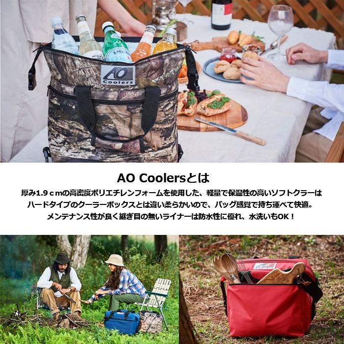 AO COOLERS 24パック キャンバス ソフトクーラー <br>【エーオークーラーズ soft cooler】アウトドア ハンティング 保冷力 クーラーボックス
