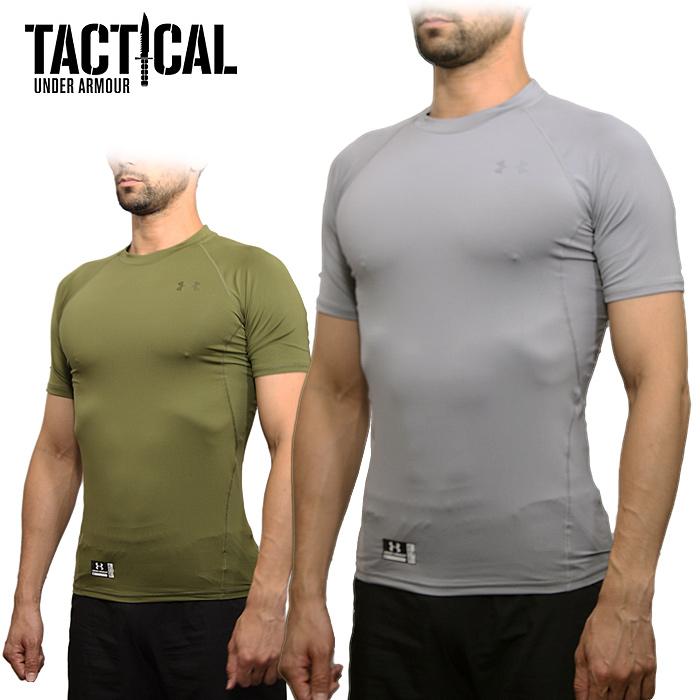 UA TACTICAL MTC2981 タクティカル ヒートギア タイトフィット Tシャツ <br>【アンダーアーマータクティカル Tactical Heatgear Tight-Fit Tee】日本未発売 特殊部隊 軍用 吸汗速乾 ヒートギア