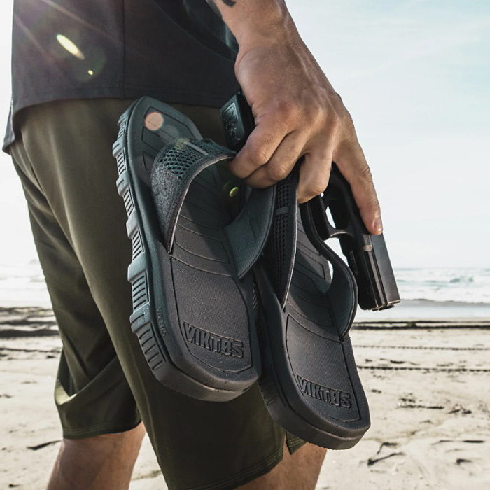 VIKTOS PTXF サンダル<br>【ヴィクトス ビクトス PTXF Sandal】メンズ ミリタリー アウトドア ビクトス ビーチサンダル