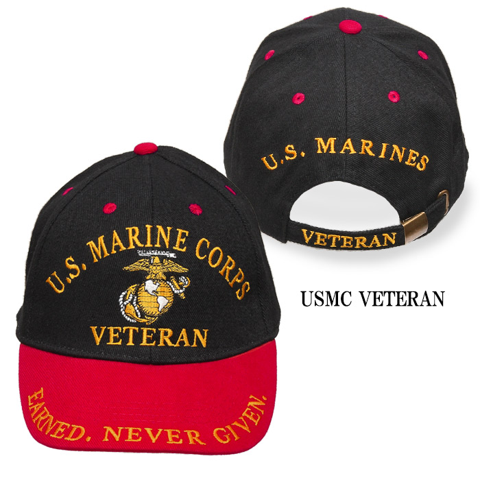 US ミリタリー コマーシャルキャップ<br>【military commarcial cap】メンズ カジュアル army navy marinecorps 米陸軍 米海軍 米海兵隊 公認 オフィシャル