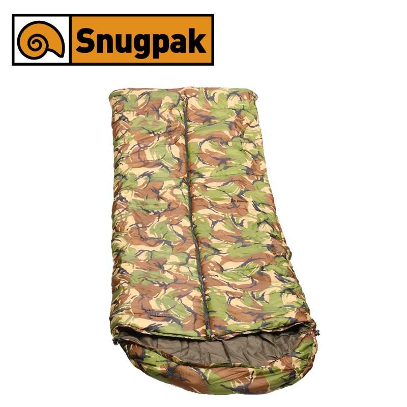 スナグパック マリナー センタージップ DPM【Snugpak MARINER 】アウトドア キャンプ マウンテンリーコン