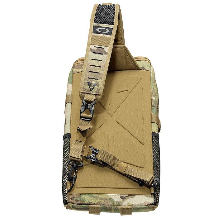 OAKLEY 921554S エクストラクター スリングバッグ2.0/MULTICAM<br>【オークリー extractor sling bag】ミリタリー カジュアル サバイバルゲーム サバゲ アウトドア ボディバッグ