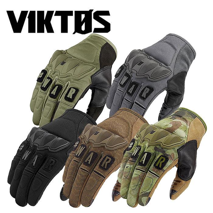 VIKTOS ウォートーン グローブ<br>【ヴィクトス ビクトス wartorn glove】メンズ ミリタリー サバイバルゲーム サバゲ ナックルガード