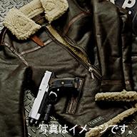 BIOHAZARD LEON BOMBER JACKET/NAME-P<br>【バイオハザード レオン ボンバージャケット ネームパッチ版】 Raccoon Police Department アンブレラ Umbrella 特殊部隊 Resident Evil レオン クリス 生化危机
