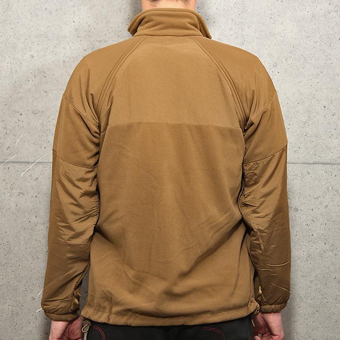 【実物放出品】USN フリースライナー ジャケット【米海軍 Fleece Liner Jacket】メンズ ミリタリー アウトドア サバイバルゲーム サバゲ