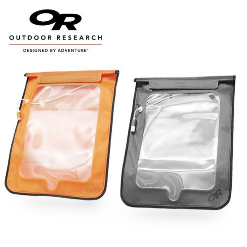 OutdoorResearch ドライポケット/タブレット<br>【OUTDOOR RESEARCH アウトドアリサーチ】ミリタリー アウトドア 完全防水ケース IPX7規格