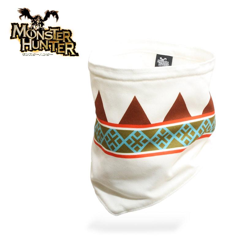 MH ネックゲイター<br>【Monster Hunter モンスターハンター】ゲーム アウトドア カプコン CAPCOM フリース