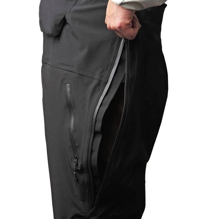 SUBDUED MANEUVER BIB PANTS【サブデュード マニューバビブパンツ】ミリタリー アウトドア  POLARTEC NeoShell ポーラテック ネオシェル 透湿防水 バックカントリー スキー スノーボード
