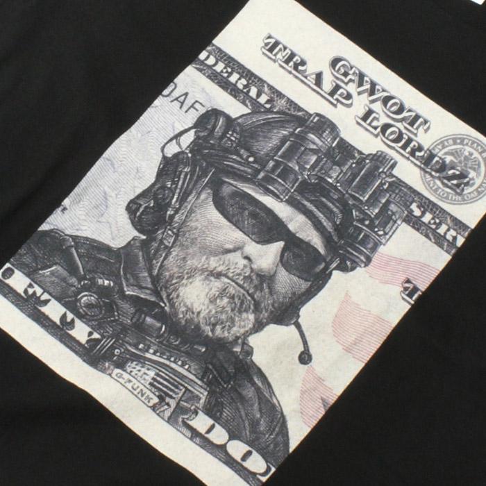 OAF NATION Tシャツ/Grant<br>【Oaf Nation Tshirts/グラント】 メンズ カジュアル ミリタリー Tシャツ