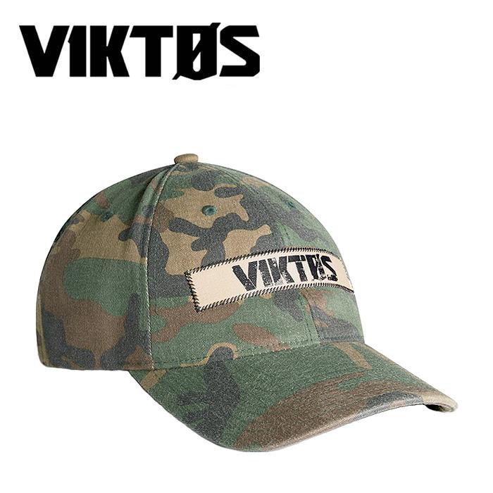VIKTOS ステンシルキャップ<br>【ヴィクトス ビクトス stencil flex fit フレックスフィット cap】メンズ ミリタリー サバイバルゲーム サバゲ カジュアル