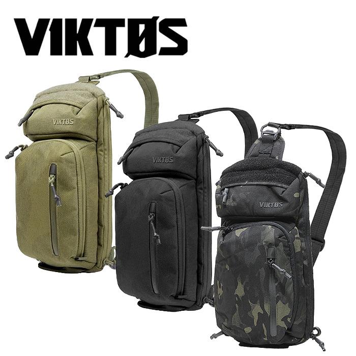 VIKTOS アップスケール スリングバッグ<br>【ヴィクトス ビクトス Upscale Sling Bag】メンズ ミリタリー タクティカル ワンショルダーバッグ ボディバッグ