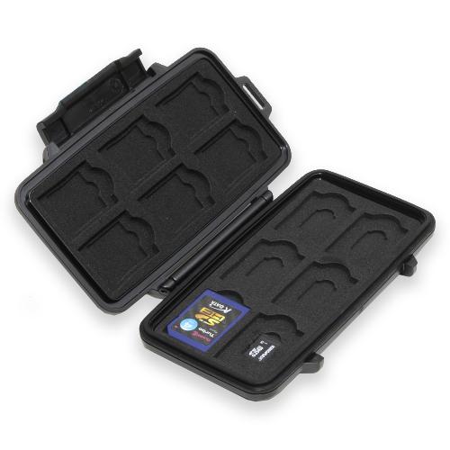 PELICAN SDカード用メモリーケース  【ペリカン memory case】ミリタリー アウトドア インテリア 収納 SDカード miniSD microSD ポリカーボネート製