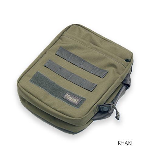 MAGFORCE MF-6602 iPad スリングバッグ<br>【マグフォース hard use gear】iPad 収納 スリングタイプ ショルダーバッグ 1,000デニール ハードナイロン素材
