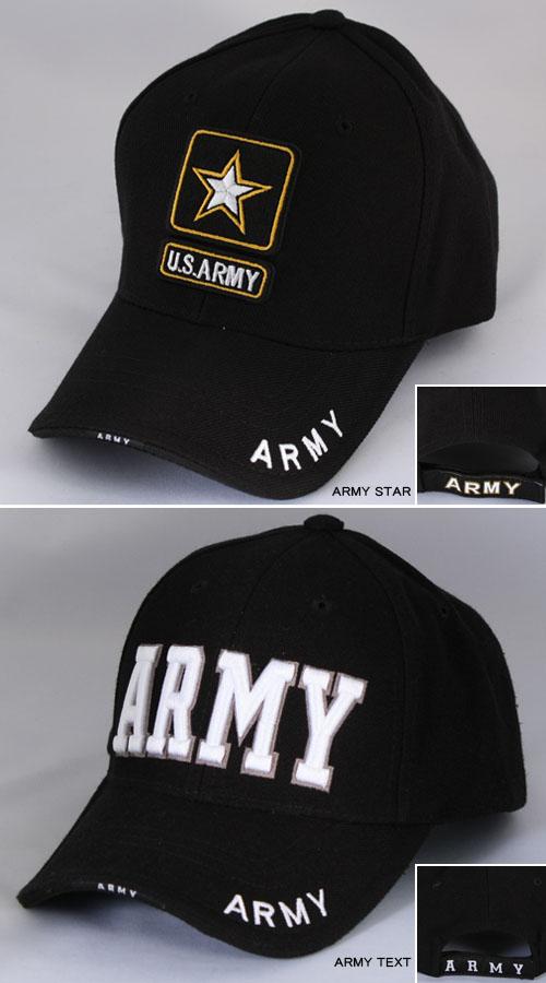 US ミリタリー コマーシャルCAP -ARMY-