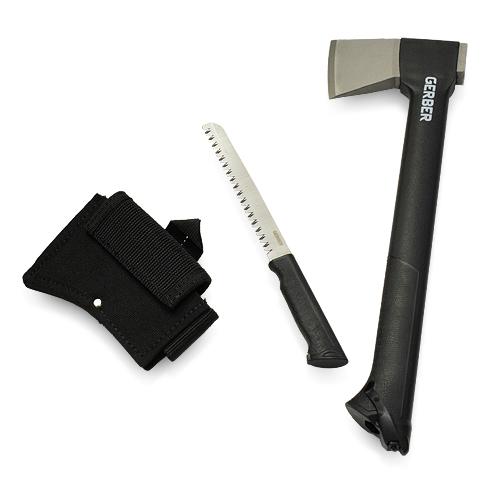 GERBER コンボアックス2<br>【ガーバー COMBO AXE-2】メンズ ミリタリー アウトドア 斧 のこぎり ブッシュクラフト