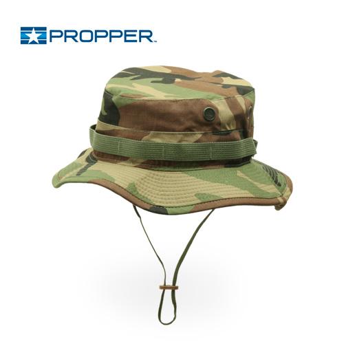PROPPER R/S ブーニーHAT<br>【プロッパー R/S boonie ハット】ミリタリー サバイバルゲーム RIP STOP リップストップ