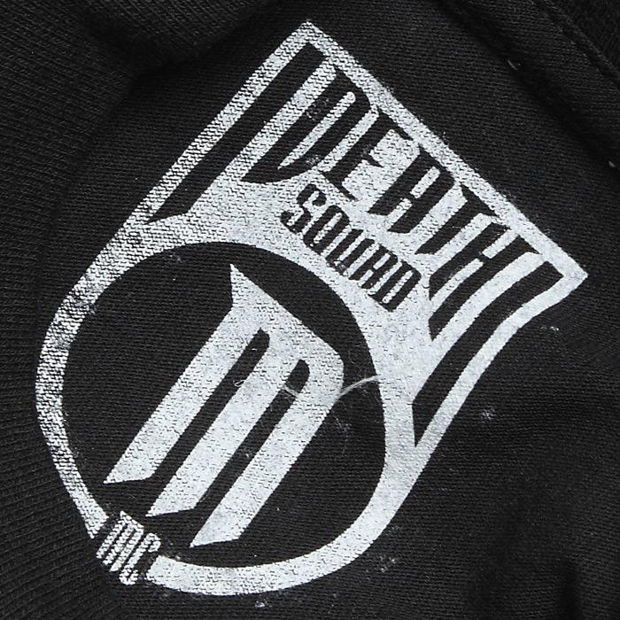 DEATH SQUAD グラフィックロゴ Tシャツ<br>【デス スクアッド Graphic logo Tee】 メンズ カジュアル ミリタリー Tシャツ