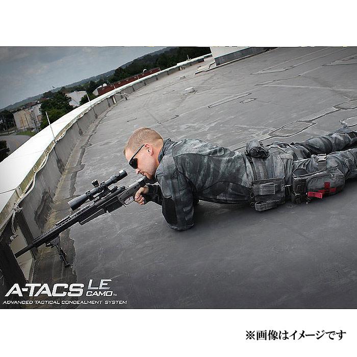 TP BS チェスト・ハーネス / A-TACS LE<br>【tactical performance タクティカル パフォーマンス DCS エータックス エルイー】ミリタリー サバイバルゲーム コーデュラナイロン