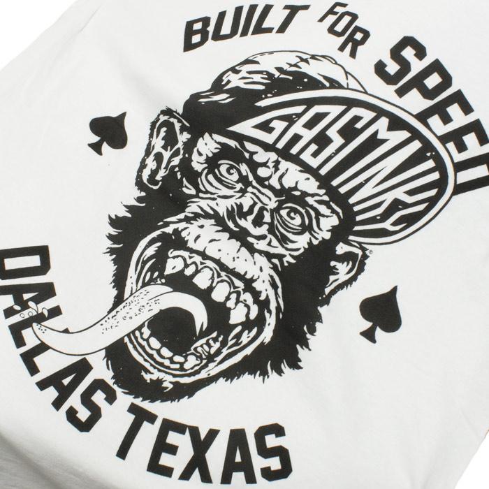 ガスモンキーガレージ BFS Tシャツ<br>【Gas Monkey Garage Bfs Tee】 メンズ カジュアル Tシャツ 車