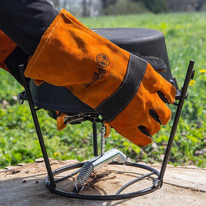PETROMAX アラミドプロ300 グローブ<br>【ペトロマックス aramid pro glove】アウトドア キャンプ 耐熱 耐火性 アラミド繊維