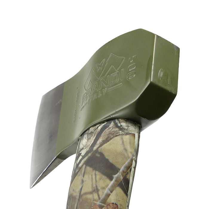 PRANDI キャンピングハチェット カモフラージュ LIMITED EDITION<br>【プランディ Camping Hatchet Camouflage】アウトドア キャンプ Bushcraft ブッシュクラフト 迷彩 斧