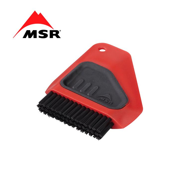 MSR Alpine&#8482; ディッシュブラシ<br>【エムエスアール dish brush/scraper】アウトドア キャンプ 登山 マウンテンリーコン クリーナー