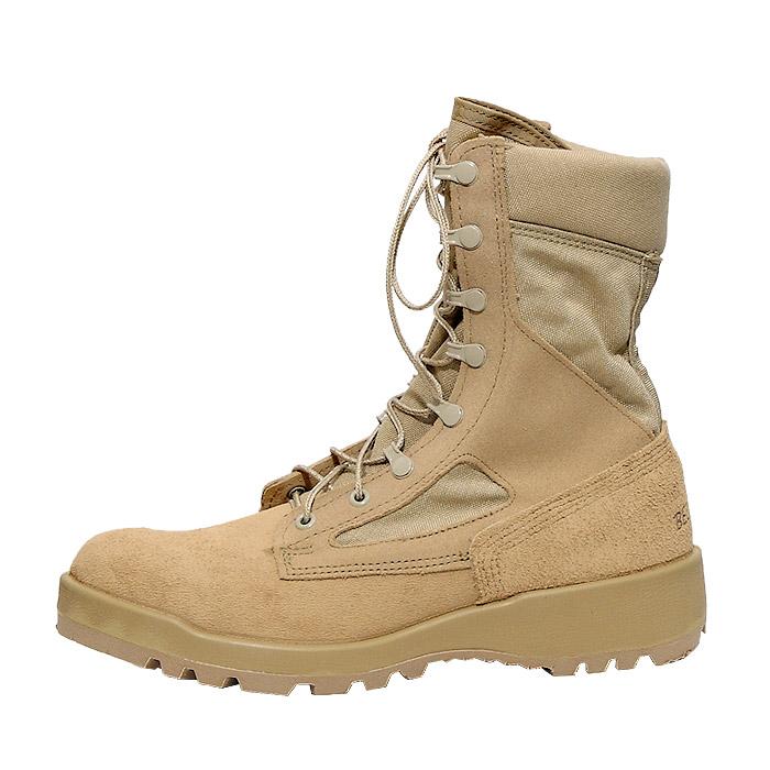 実物放出品 US ARMY デザート ジャングルブーツ/デッドストック<br>【米陸軍 アーミー desert boots deadstock】メンズ ミリタリー アウトドア サバイバルゲーム サバゲ