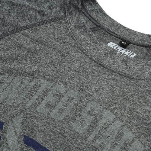 US AIRFORCE パフォーマンス Tシャツ<br>メンズ ミリタリー カジュアル アウトドア USAF 米空軍 ショートスリーブTシャツ ポリエステル
