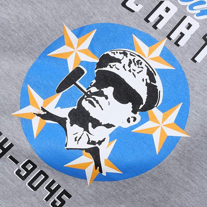 PHANTOM C130 ノーズアートTシャツ<br>【ファントム C130 MacArthur Nose Art Tshirts】 メンズ カジュアル ミリタリー Tシャツ