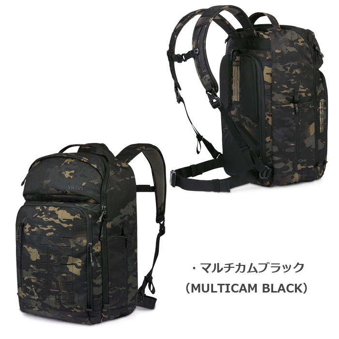 VIKTOS ペリメーター40 バックパック MC<br>【ヴィクトス ビクトス Perimeter Backpack】メンズ ミリタリー タクティカル 40リッター マルチカム
