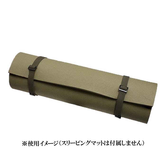 実物放出品 US パッキングストラップ/デットストック<br>【米軍 packing strap】ミリタリー アウトドア リメイク