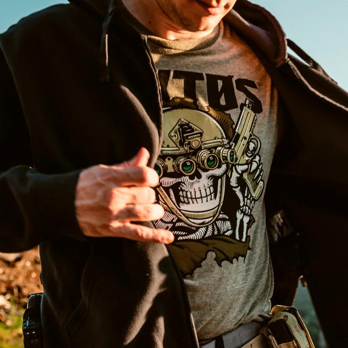 VIKTOS BREACHER Tシャツ <br>【ヴィクトス ビクトス ブリーチャー 】メンズ ミリタリー サバイバルゲーム サバゲ カジュアル
