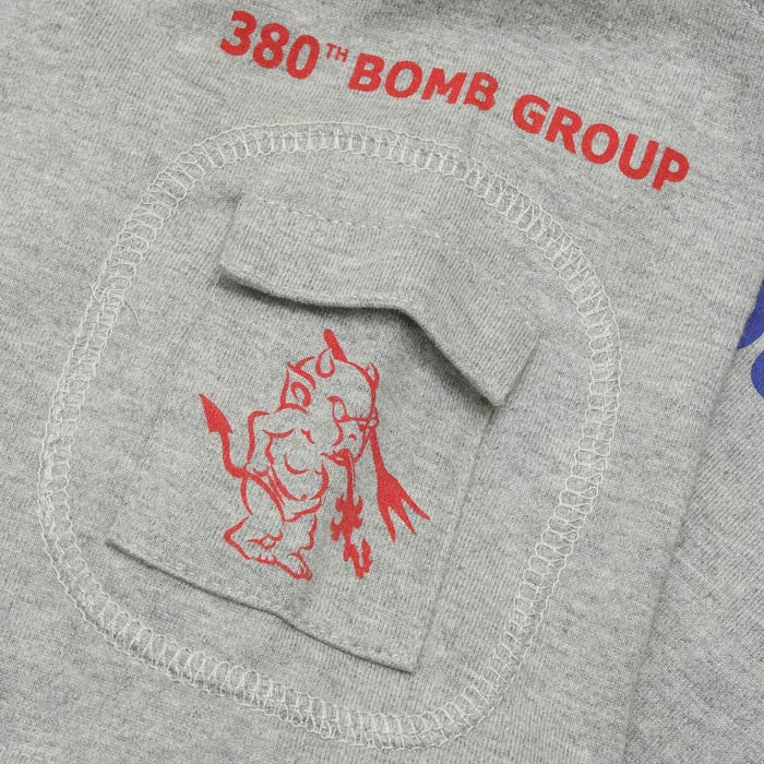 TEDMAN TDSS-471 5th エアフォース Tシャツ<br>【テッドマン TDSS-471 Air Force Tee】 メンズ ミリタリー カジュアル Tシャツ