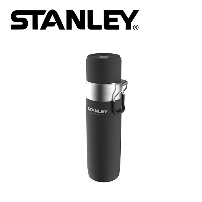 STANLEY マスター ウォーターボトル 0.65L<br>【スタンレー master water bottle】アウトドア キャンプ BBQ マットブラック 水筒