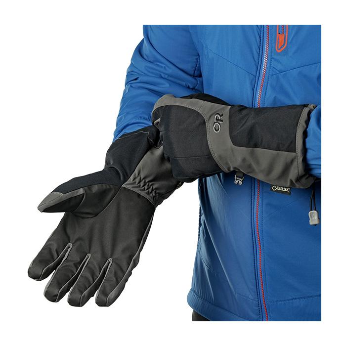 OutdoorResearch アレート グローブ<br>【アウトドアリサーチ arte glove】メンズ ミリタリー アウトドア サバイバルゲーム サバゲ インナーグローブ 耐風性 耐久性 通気性 防水性 GORE-TEX