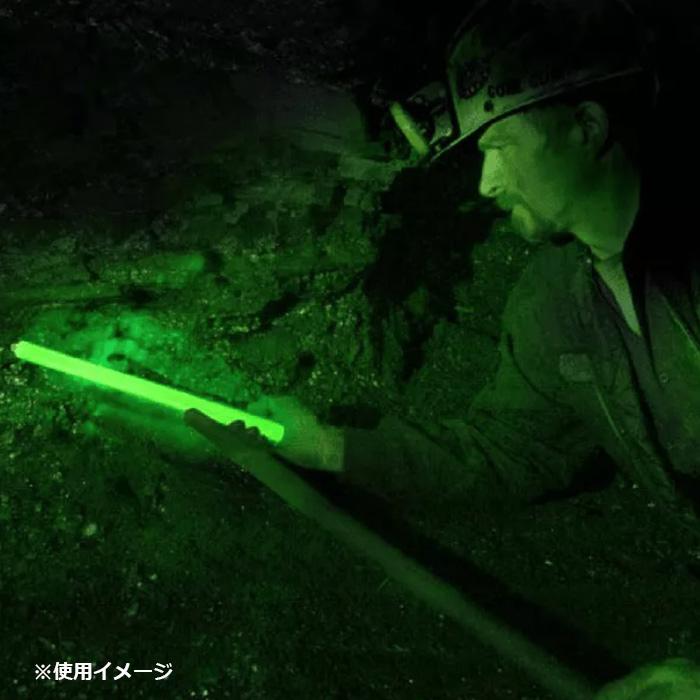 CYALUME 12インチ スナップライト <br>【サイリウム chemical Snap Light スティック スナップ ライト】科学発光棒  発光 使い捨て