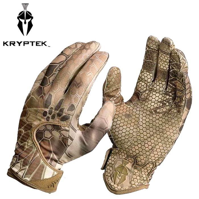 KRYPTEK クリプトングローブ / HIGHLANDER<br>【クリプテック krypton glove ハイランダー】メンズ アウトドア ハンティング タッチスクリーン