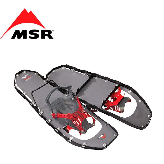 MSR ライトニング アッセント パラゴンバインディング<br>【エムエスアール Lightning Ascent Paragon】メンズ ミリタリー アウトドア スノーシュー 軽量