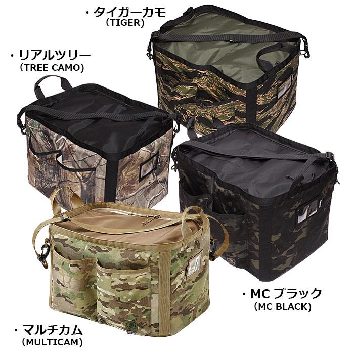 バリスティックス ギア コンテナ<br>【ballistics バリスティックス Gear Container】メンズ ミリタリー アウトドア コンテナ バッグ