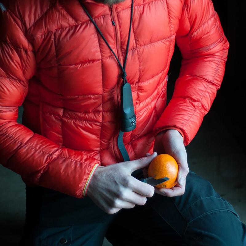 Morakniv Eldris Neck Knife Kit<br>【モーラ・ナイフ エルドリス ネックナイフキット】アウトドア マウンテンリーコン ブッシュクラフト 焚火 キャンプ ナイフ