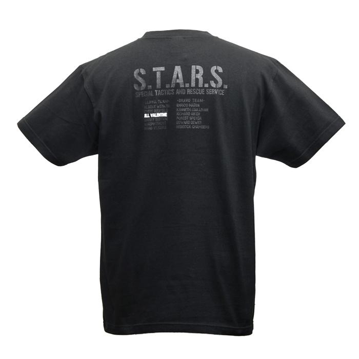 BIOHAZARD RE:3 S.T.A.R.S. ジル Tシャツ<br>【バイオハザード スターズ Jill】ジル STARS Resident Evil 生化危机 capcom カプコン