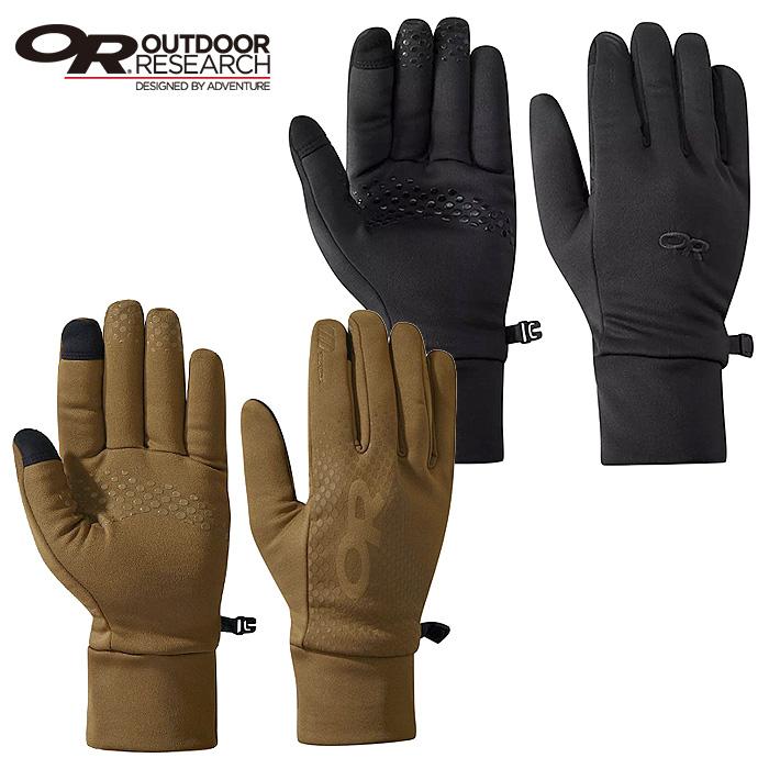 OutdoorResearch ヴィガーヘビーウェイト センサーグローブ<br>【アウトドアリサーチ Vigor Heavyweight Sensor Glove】メンズ アウトドア フリース タッチスクリーン対応