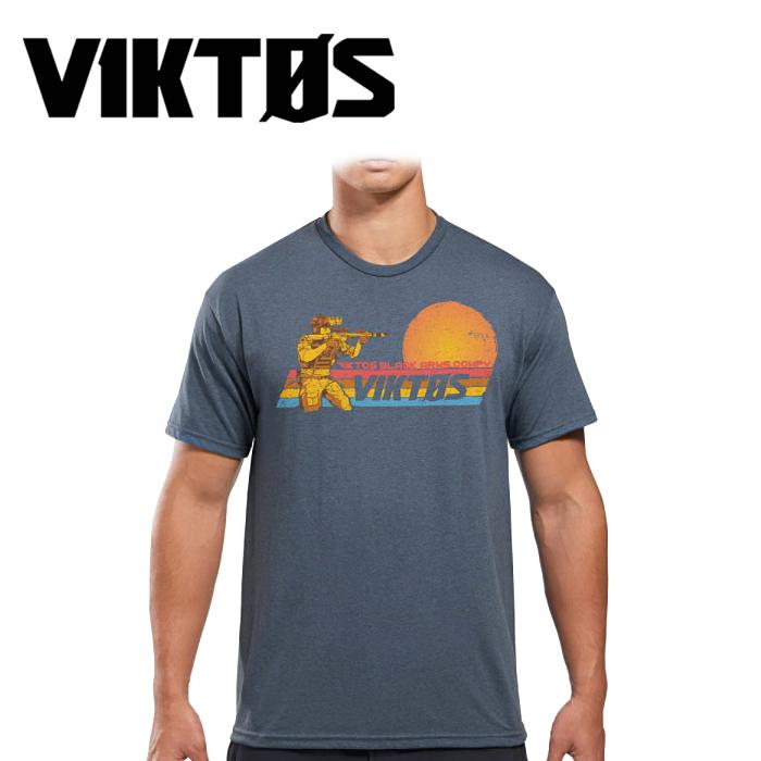 VIKTOS サンドウナー Tシャツ<br>【ヴィクトス ビクトス Sun Downer Tee】メンズ ミリタリー カジュアル Tシャツ
