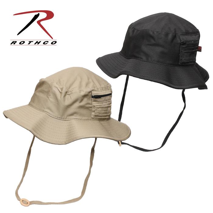 ROTHCO MA-1 ブーニーハット<br>【ロスコ boonie hat】メンズ ミリタリー アウトドア 日除け