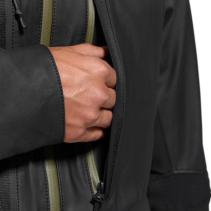 VIKTOS アクチュアル レザージャケット<br>【ヴィクトス ビクトス Actual Leather Jacket】メンズ ミリタリー タクティカル 防水性 通気性