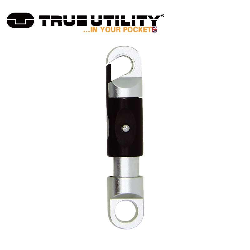 connect LOCKLIP SWIVEL <br>【コネクト ロックリップ スイベル】アウトドア カジュアル TRUE UTILITY キーホルダー アルミニウム